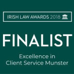 Excellence in Client Service Munster